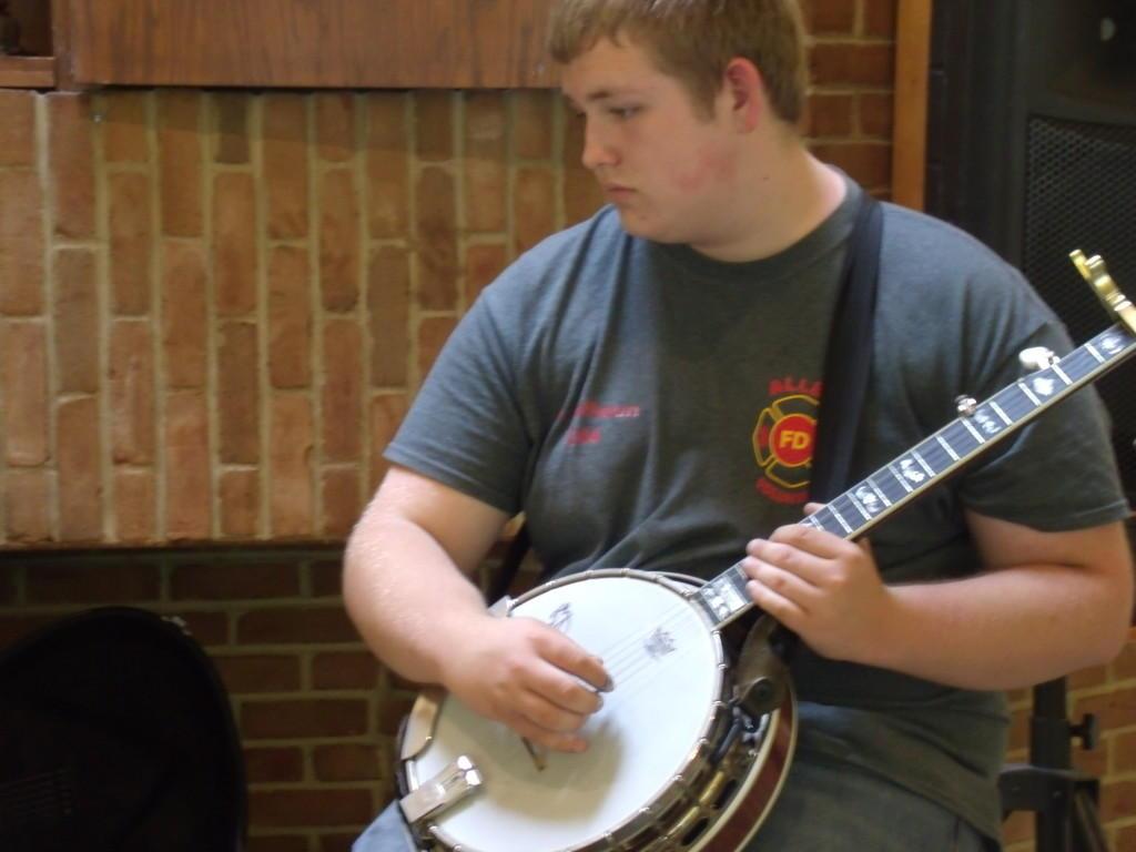 Appalachian Heritage Music Program - Riverview Health Care Center